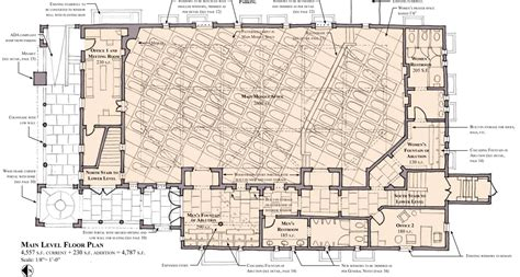 floor plan of mosque beccc mosque