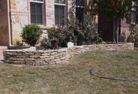 flower bed edging stone pin by abbie bailey on yard pinterest