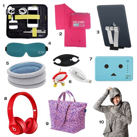 10 Accessories For by 10 Travel Accessories For Your Next Trip Design Milk