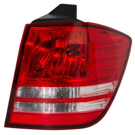 dodge journey tail light dodge journey tail light taillight lens at monster auto parts