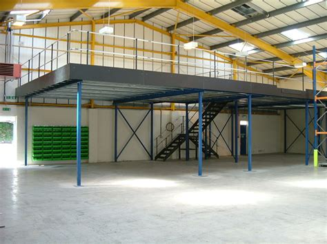 how building a mezzanine can increase storage and office space image gallery mezzanine storage