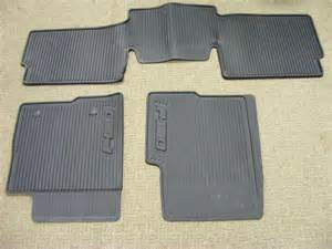 Ford F 150 All Weather Floor Mats 2010 2011 2012 2013 Ford F150 F 150 Supercab All Weather
