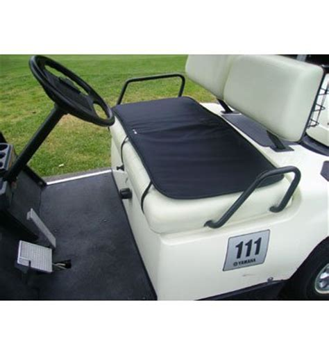 battery powered outlet for l heated heat golf cart seat cover battery powered