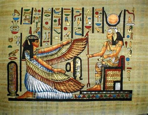ancient egyptian goddess isis symbol secret of the pharaohs maat goddess of truth and justice