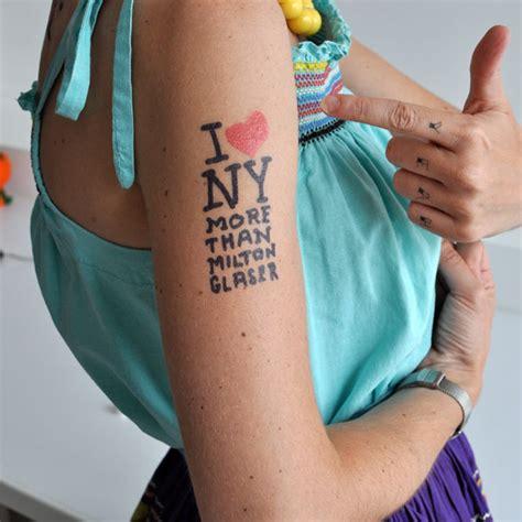tattoo mania new york tatuagem temporaria canal moda