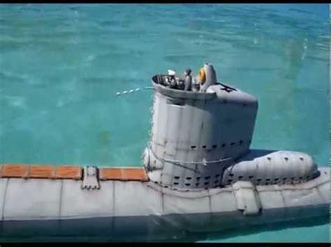 how close did german u boats get to america rc u boat type xxiii electric torpedo scale 1 35 youtube