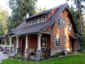 outdoor garden craftsman bungalow with shed dormer and
