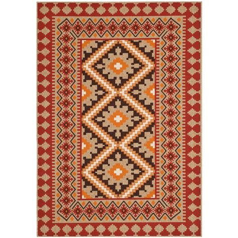 7 x 9 outdoor rug safavieh veranda 6 ft 7 in x 9 ft 6 in indoor outdoor area rug ver099 0334 6