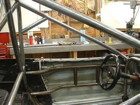 Miata Door Bars by Miata Roll Cage Build Pennock S Fiero Forum