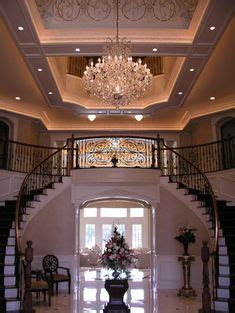sweet home interior design 5684 toll brothers dramatic two story foyer with curved