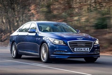 Hyundai Genesis 2015 Price by Hyundai Genesis Saloon From 2015 Used Prices Parkers