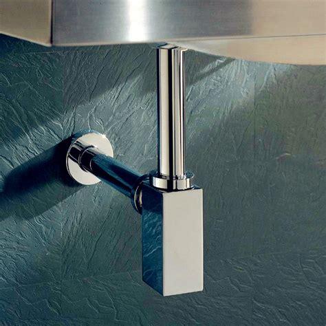 Bathroom Drain Pipe by Bathroom Basin Sink Tap Square Bottle Waste Trap Drain P