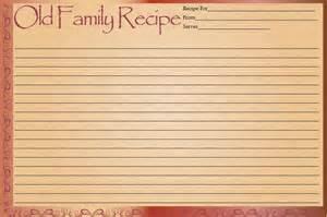Recipe Calendar Template by Blank Page Recipe Templates Calendar Template 2016