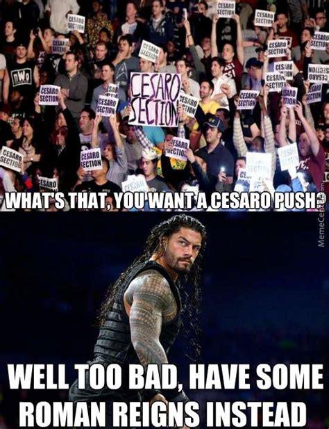 Roman Reigns Memes - roman reigns sucks meme www pixshark com images