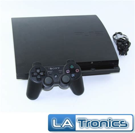 ps3 console 120gb sony playstation 3 ps3 120gb console cech 2101a