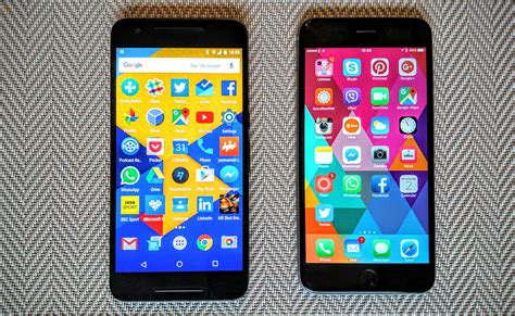 nexus 6p review how s flagship smartphone compares to iphone 6s on battery