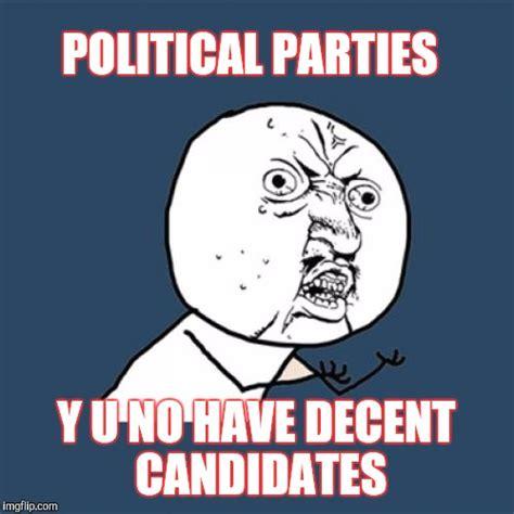Political Meme Generator - vote randy marsh imgflip