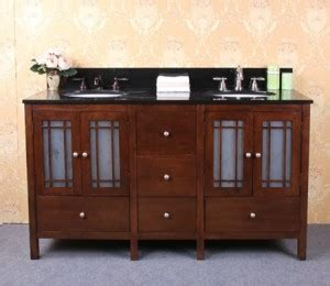 asian vanities for a relaxing asian style bathroom