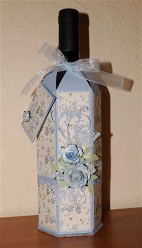 3D Papercrafts - Altered Bottles Jars and Tins on ... Vintage Christmas Wrapping Paper