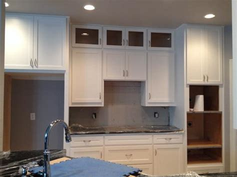 home depot kitchen cabinet refacing reviews kitchen cabinet refacing at the home depot