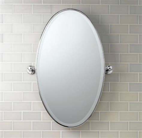 oval pivot bathroom mirror oval pivot bathroom mirror 28 images moen bathroom