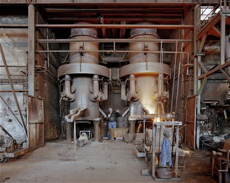 Cupola Foundry sts foundry zabreh viktor m 225 cha industrial photography