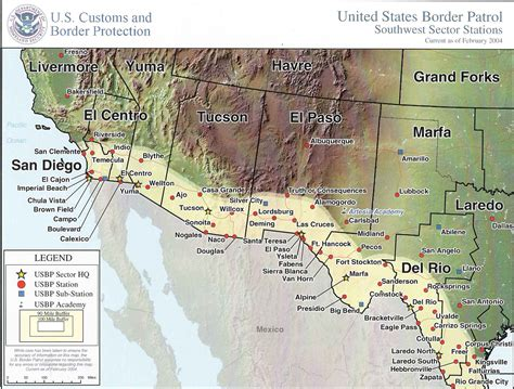 immigration checkpoints in texas map immigration checkpoints map my