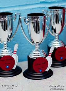 Bowling Trophy Favors by Bowling Awards Gobowling