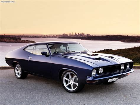 vintage muscle cars ford falcon aussie muscle car ford australia 1600x1200