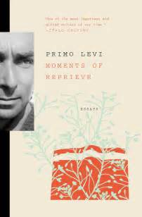 moments of reprieve book by primo levi official