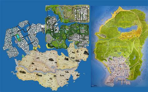 gta 6 world map grand theft auto 6 wishlist 7 things we want from gta 6