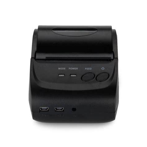 Mini Portable Bluetooth Thermal Receipt Printer 1 bluetooth wireless mobile 58mm mini thermal receipt printer portable with sdk support andriod