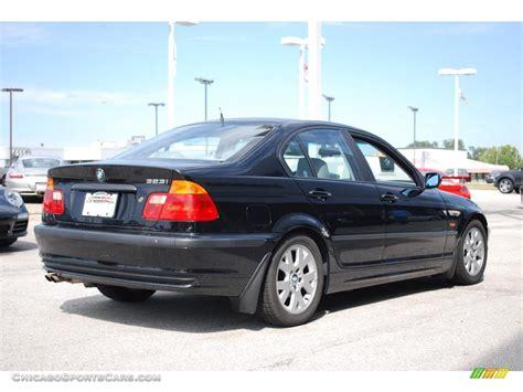 black bmw 323i 2000 bmw 3 series 323i sedan in jet black photo 7