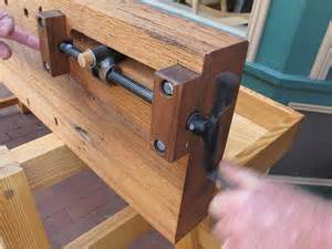 work bench vice will myers moravian workbench lost art press