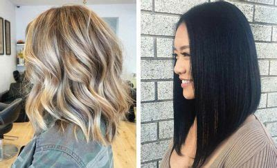 gorgeous long bob hairstyles page    stayglam