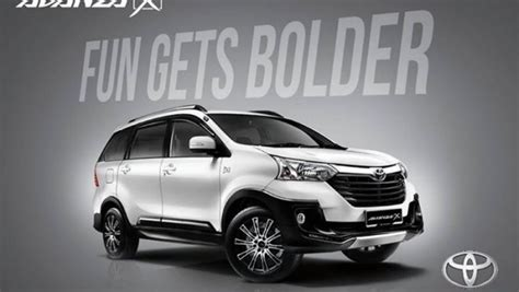 Reflector Lu Toyota Avanza Veloz the avanza x may be in showrooms soon drive safe and fast