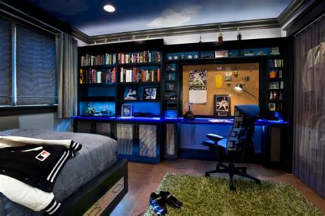 boy bedrooms orange and blue paint ideas intimate boy s bedroom with a color