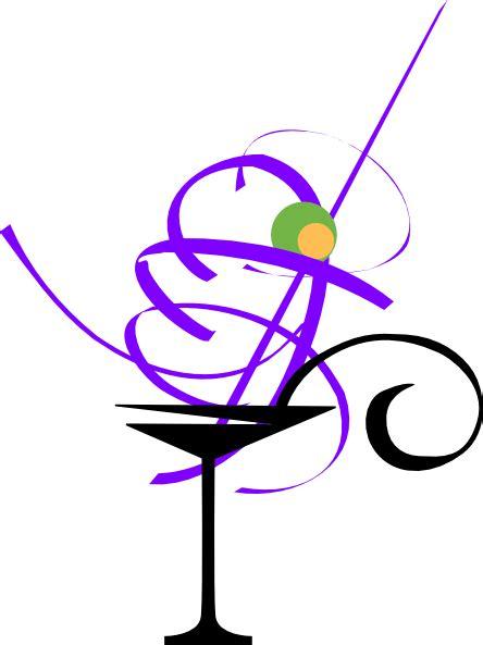 purple martini clip purple cocktail clip art at clker com vector clip art