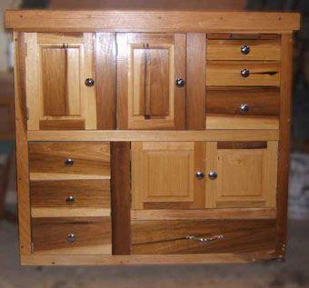 Handmade Poplar Shaker Style Utility Cabinet by B.K'S