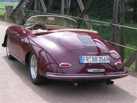 Porsche Cabrio Oldtimer by Porsche 356 Speedster Cabrio Oldtimer Sportwagen