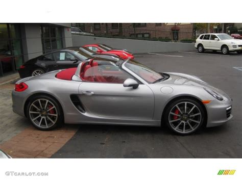 silver porsche boxster silver porsche boxster gts images