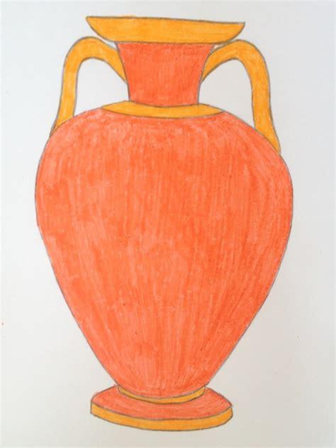 Ancient Greek Vases For Kids How To Make Your Own Scratch Art Greek Vase Digventures