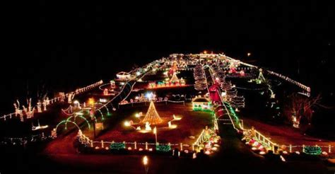 12 of the best light displays in tennessee in 2016