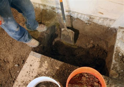 Shower and Bathroom in a Basement When Sewer Pipes are
