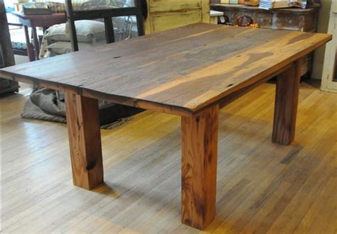 upcycled farm table upcycle magazine
