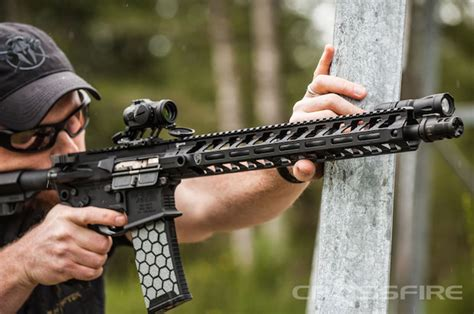 Keymod Mi Style 9 Inch Black 1 fortis rev ii keymod handguards ar 15 gun accessories
