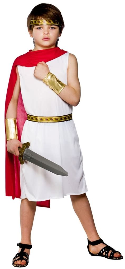 ancient greek costume history pictures showing how to recreate a roman boys age 3 4 fancy dress kids greek toga ancient