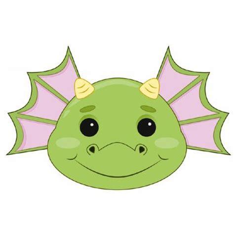 printable masks dragon dragon mask printable maskers masks pinterest masks