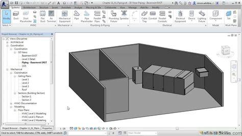 tutorial revit mep 2014 revit mep 2014 tutorial plumbing and piping systems