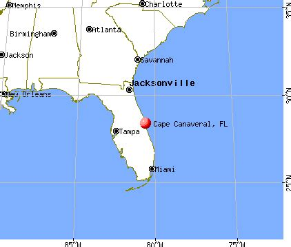 cape canaveral florida fl 32920 32931 profile